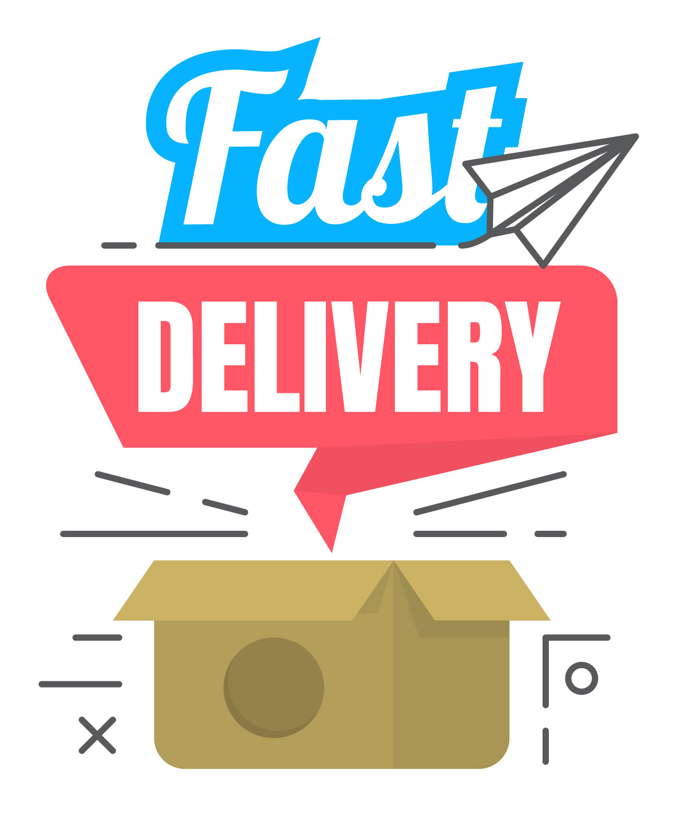 PFast Delivery