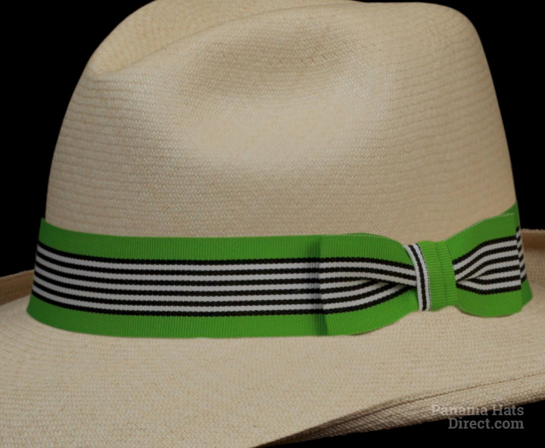 Lime Zebra Band
