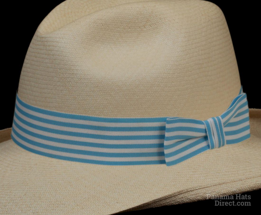 Candy Stripe Baby Blue Band