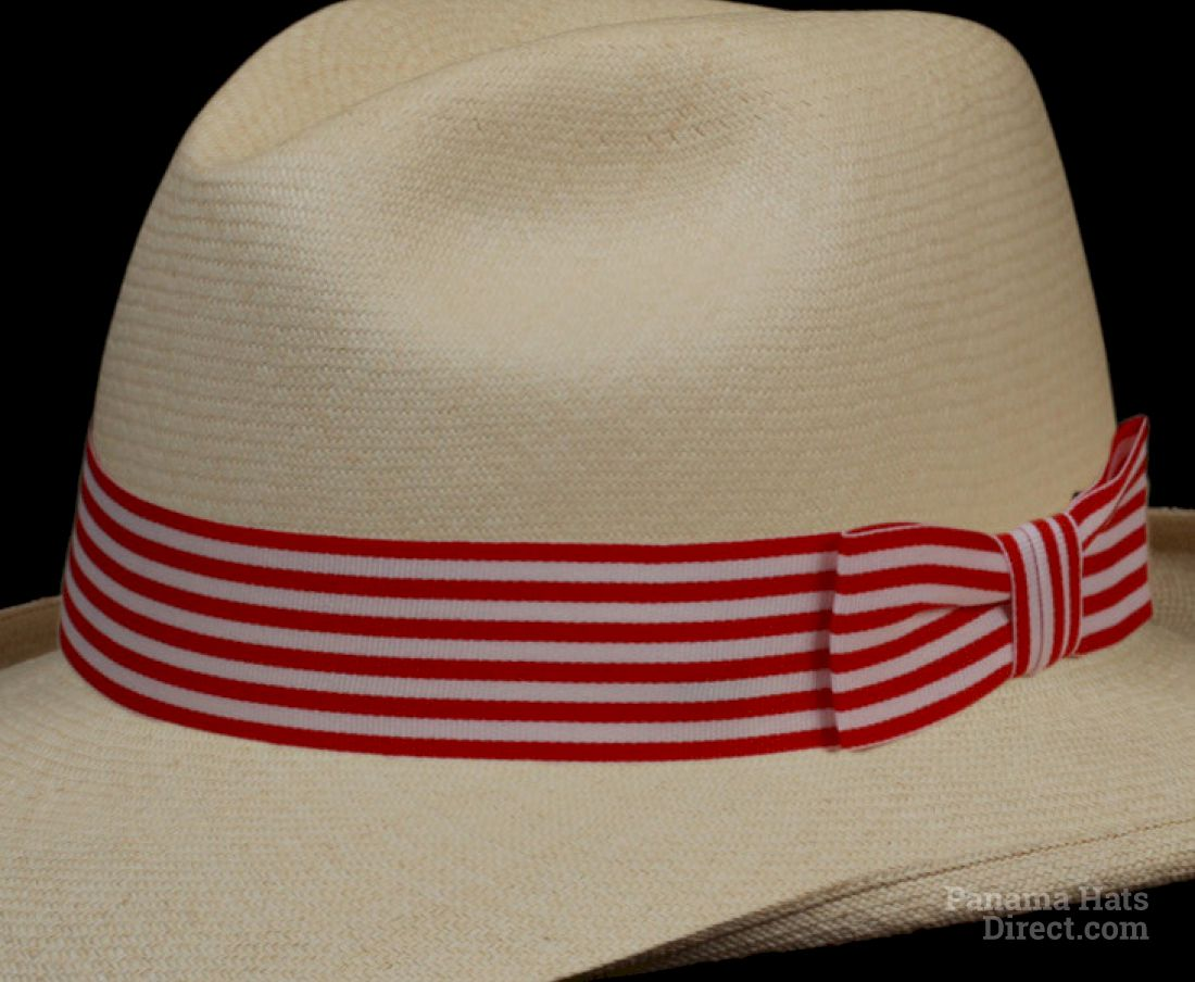 Candy Stripe Red Band