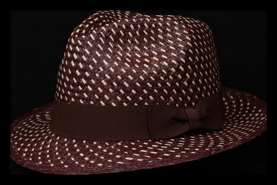 Cuenca Grade 2 Classic Fedora Panama Hat