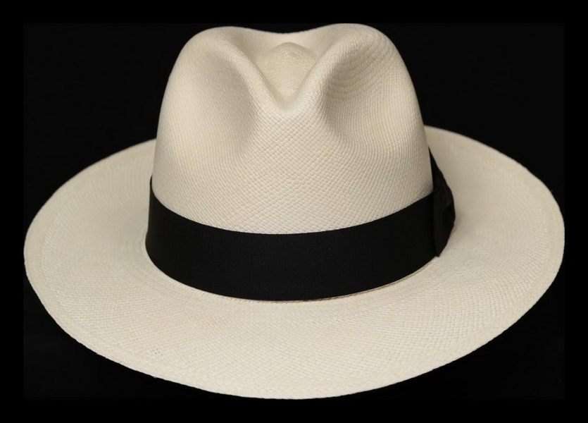 Cuenca Grade 1 Classic Fedora Panama Hat