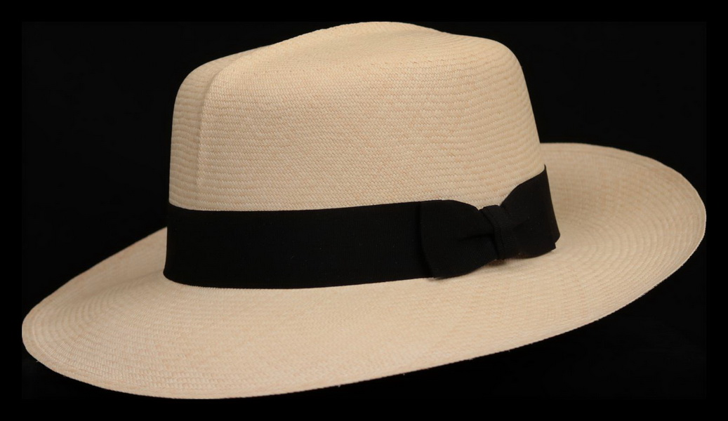 Montecristi Super Fino Optimo Panama Hat