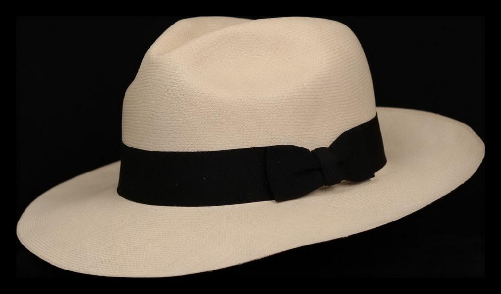Montecristi Special Reserve Classic Fedora Panama Hat