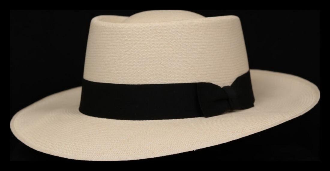 Montecristi Fino Fino Patron Panama Hat