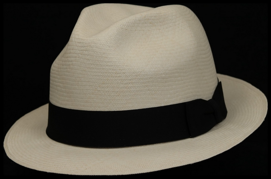 Montecristi Fino Trilby Panama Hat