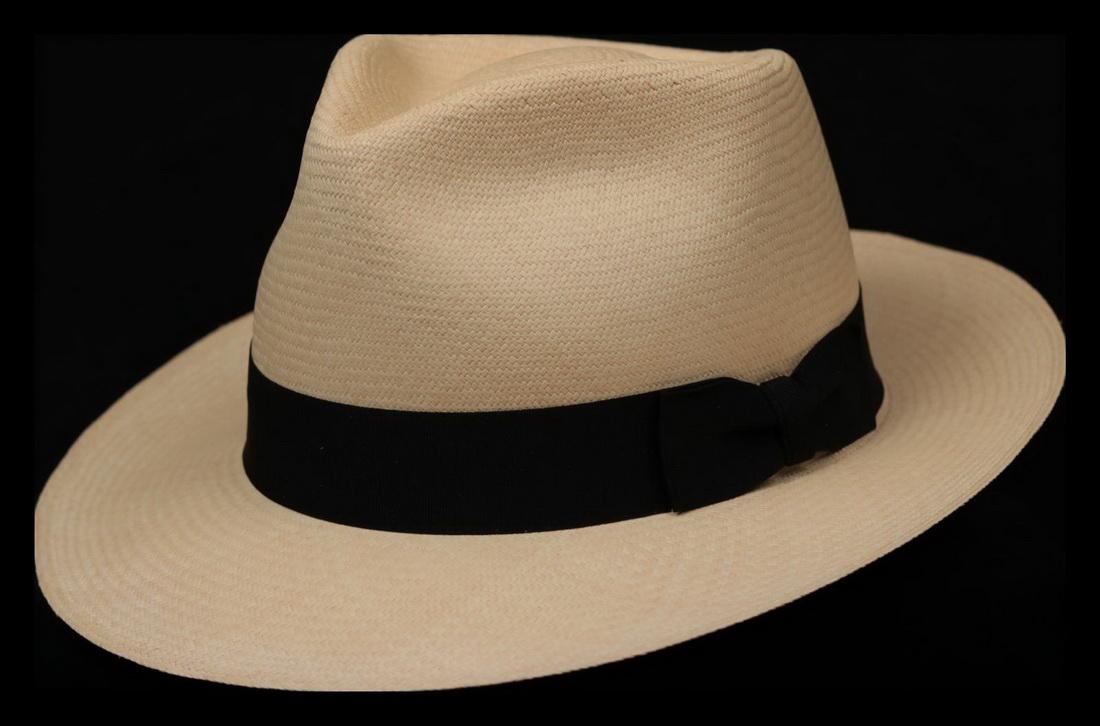 Montecristi Fino Plantation Panama Hat