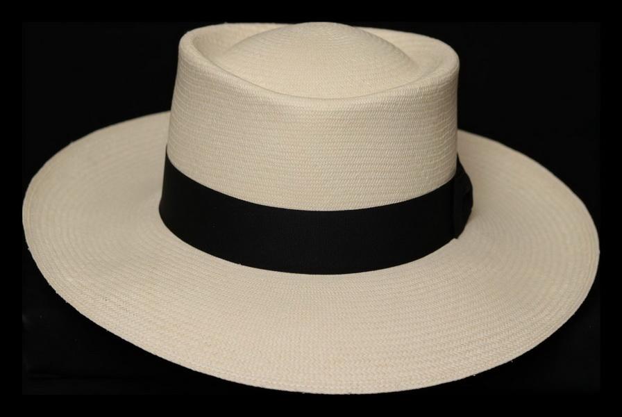 Montecristi Fino Patron Panama Hat
