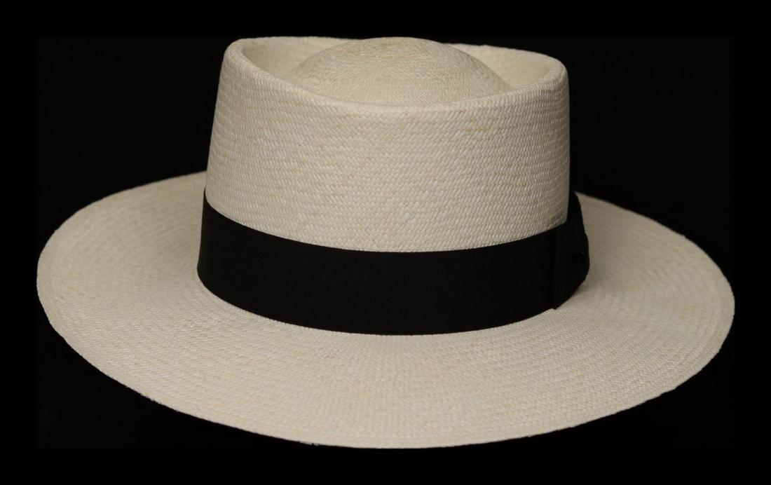 Montecristi Sub Fino Gambler Panama Hat
