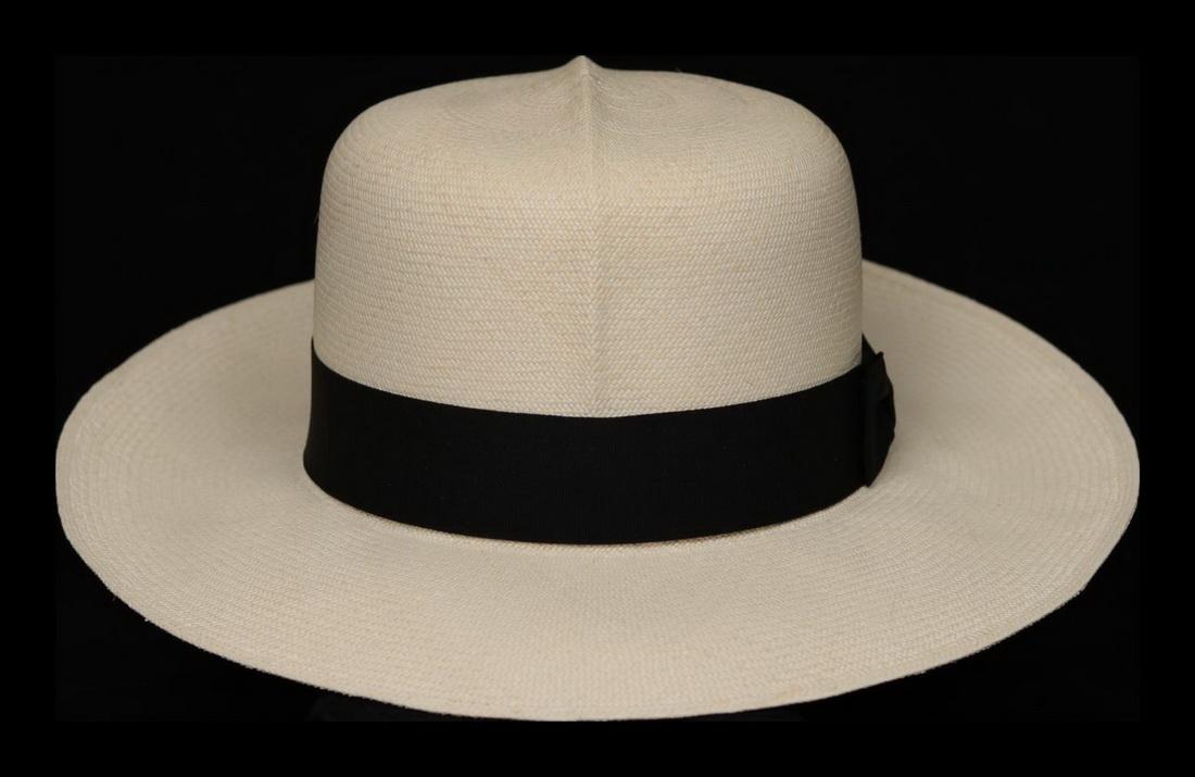 Montecristi Super Fino Optimo Panama Hat