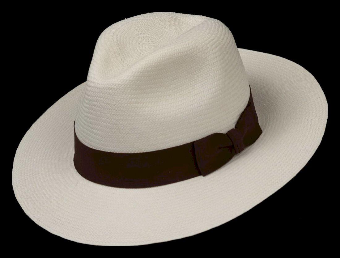 Cuenca Grade 8 Trilby Panama Hat