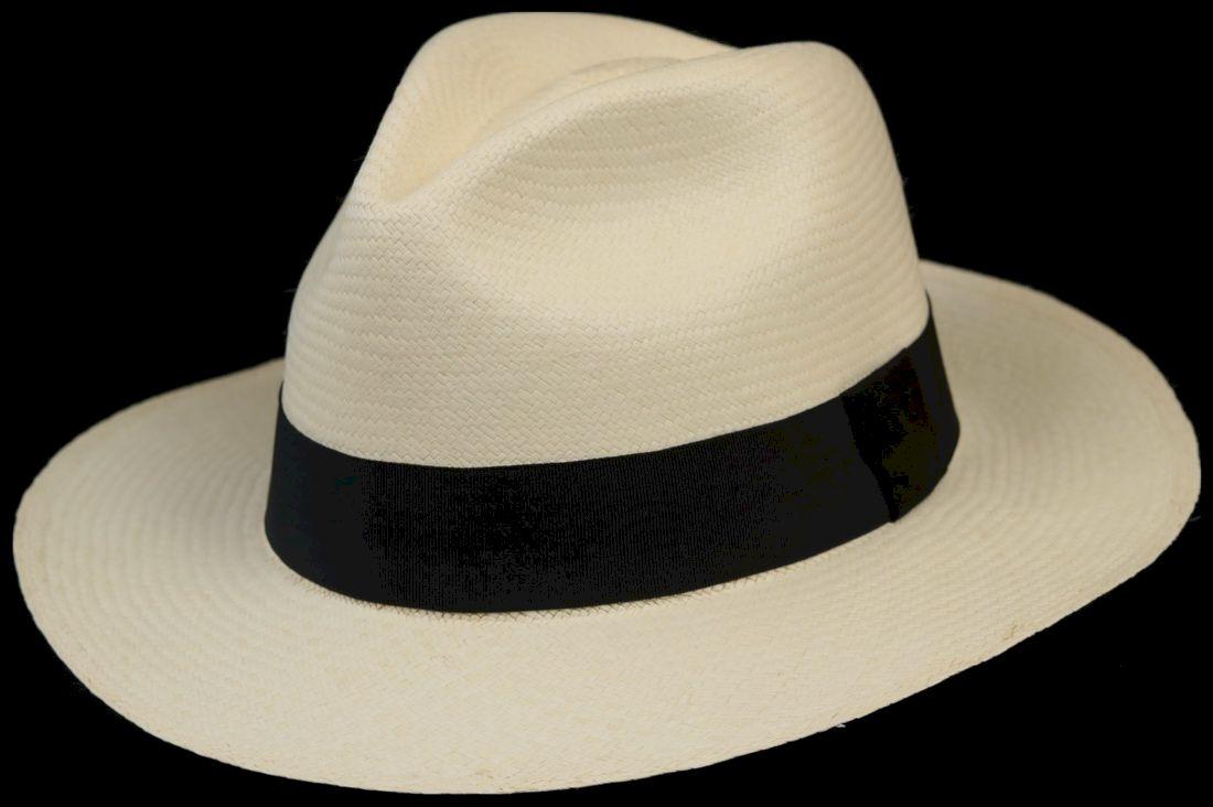 Cuenca Grade 8 Classic Fedora Panama Hat