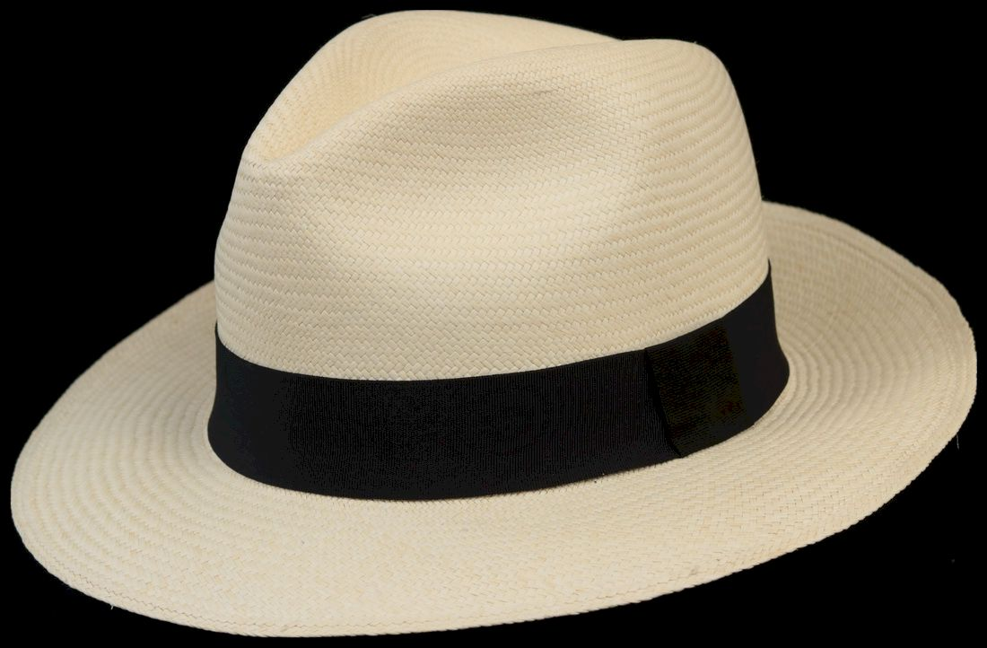Cuenca Grade 6 Classic Fedora Panama Hat