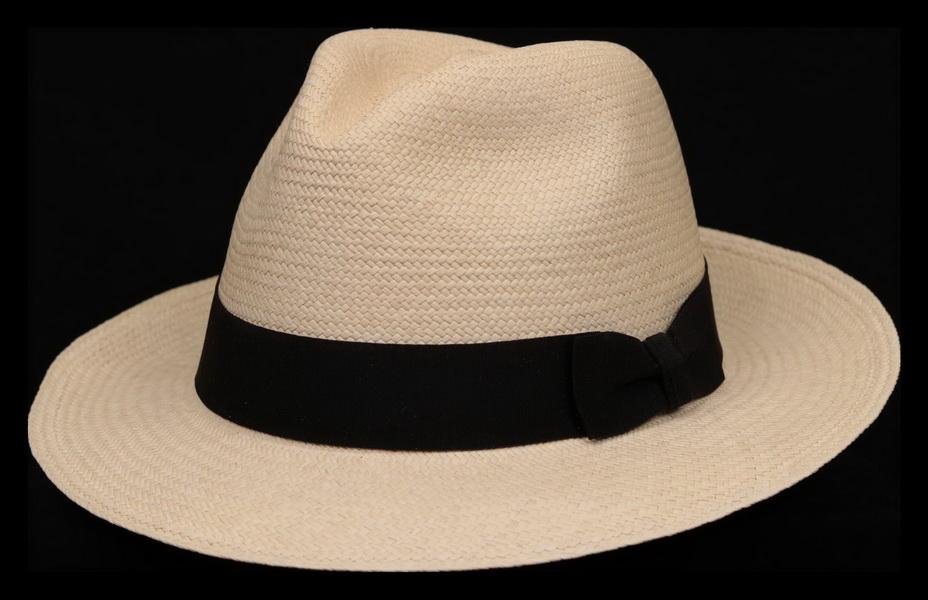 Cuenca Grade 4 Classic Fedora Panama Hat