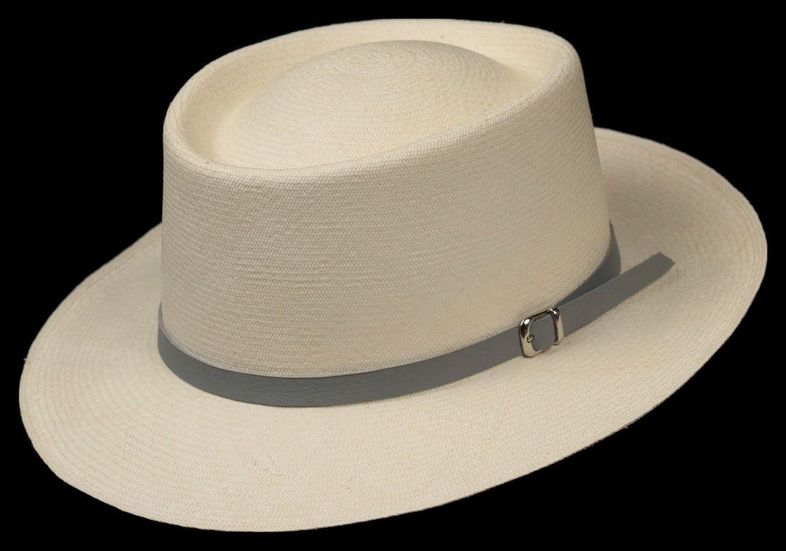 Montecristi Fino Fino Gambler Panama Hat