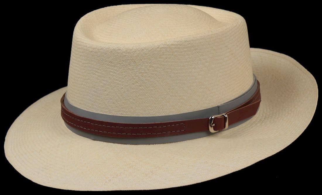 Montecristi Super Fino Gambler Panama Hat