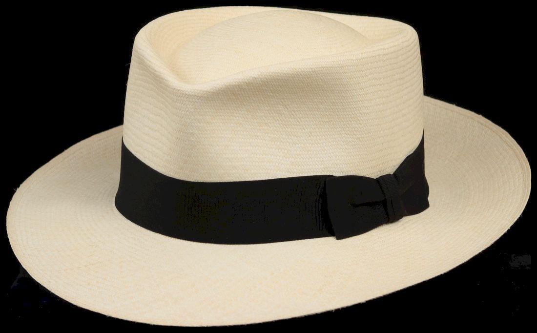 Montecristi Super Fino Patron Panama Hat