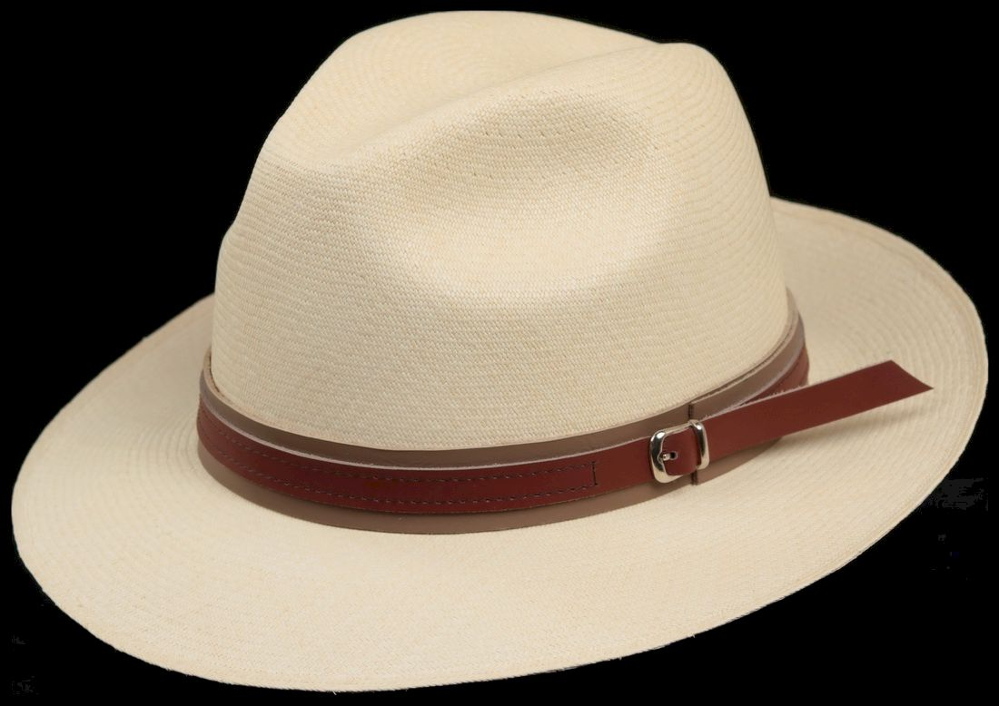Montecristi Super Fino Trilby Panama Hat