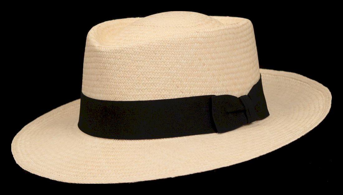 Montecristi Sub Fino Patron Panama Hat