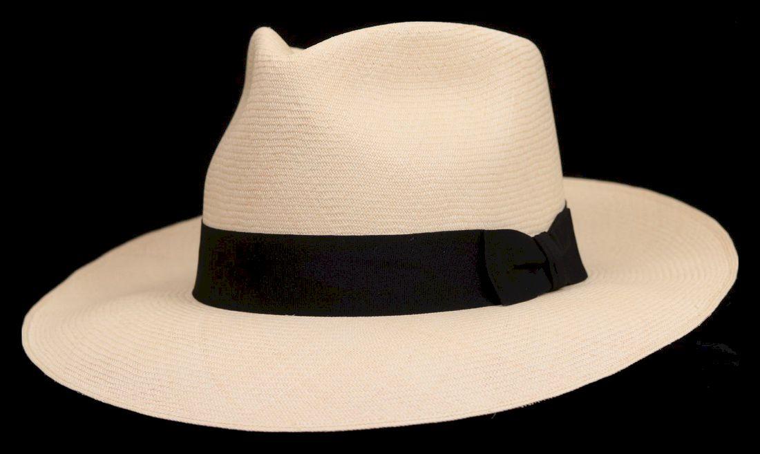 Montecristi Super Fino Plantation Panama Hat
