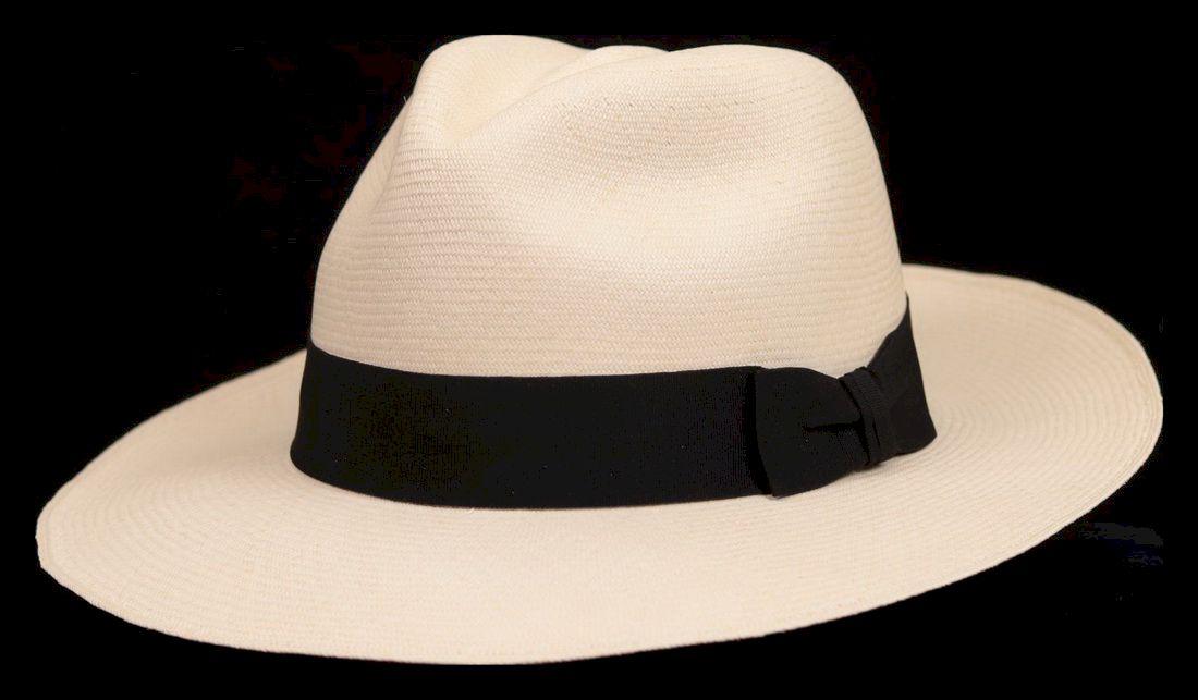 Montecristi Super Fino Classic Fedora Panama Hat