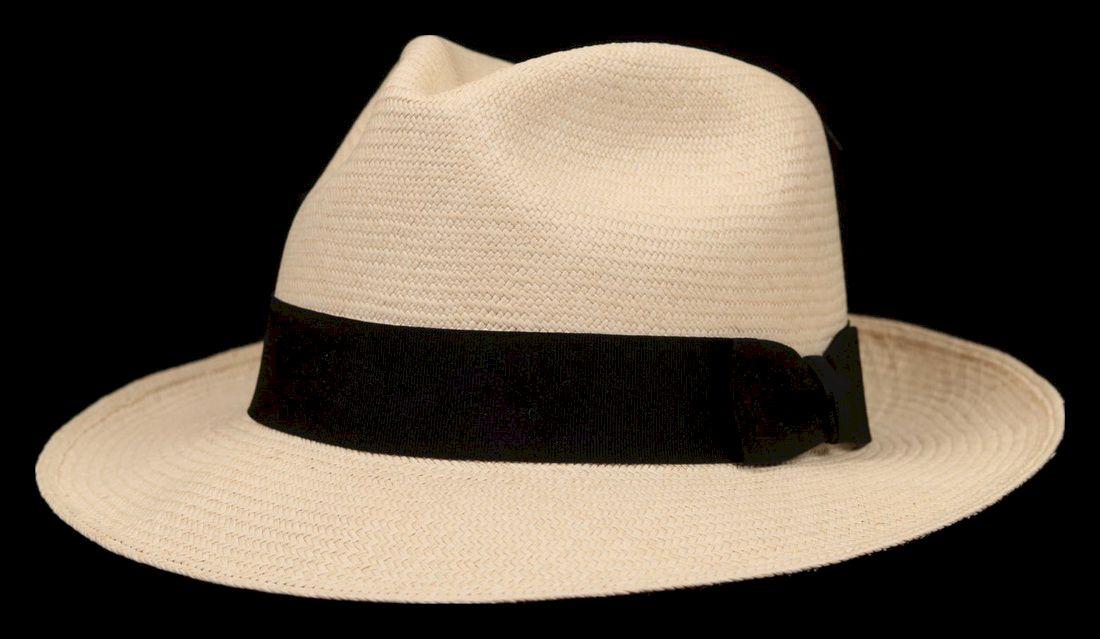 Montecristi Fino Classic Fedora Panama Hat