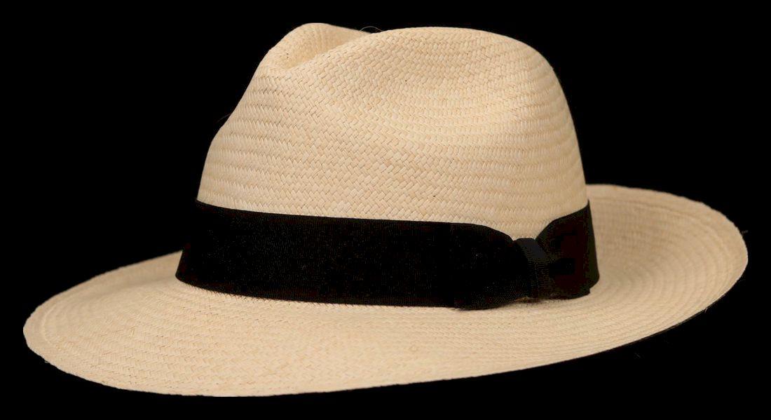 Montecristi Sub Fino Classic Fedora Panama Hat