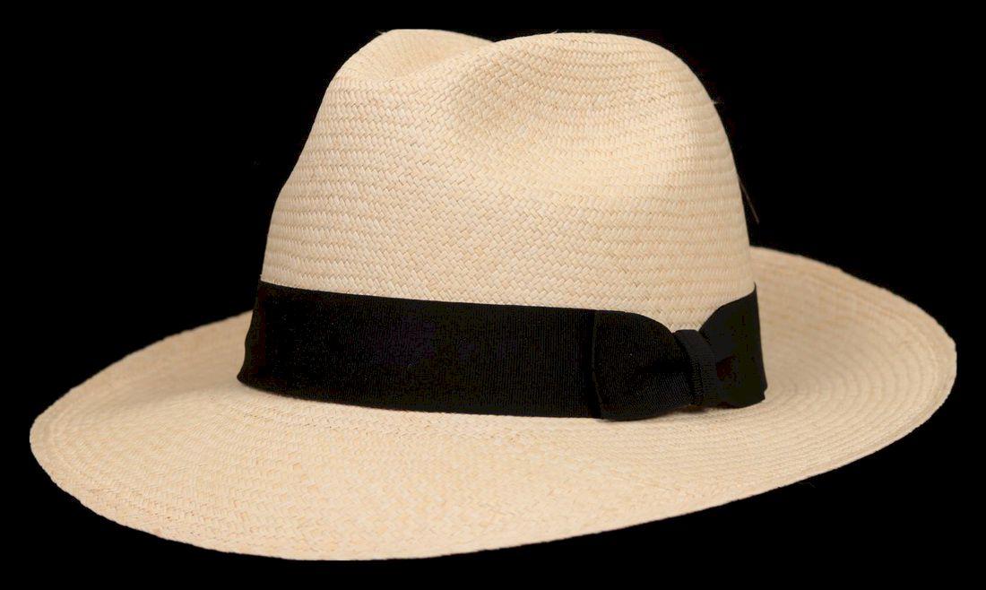 Montecristi Sub Fino Trilby Panama Hat