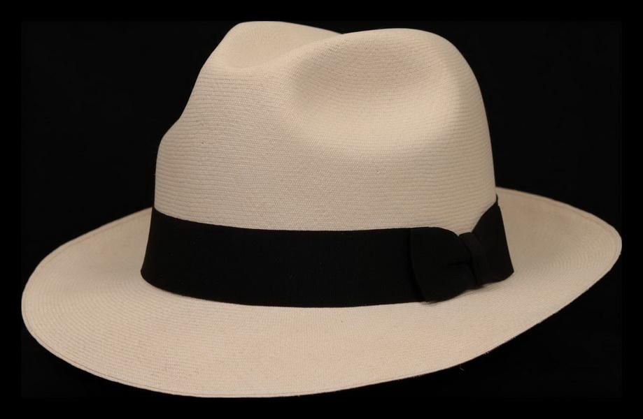 Montecristi Special Reserve Trilby Panama Hat
