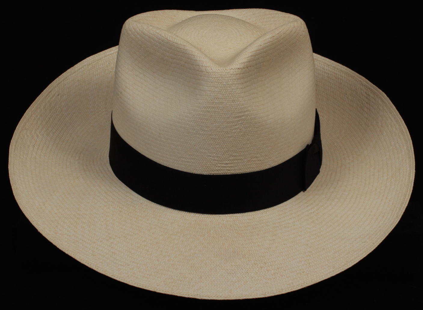 Classic Plantation Panama Hat