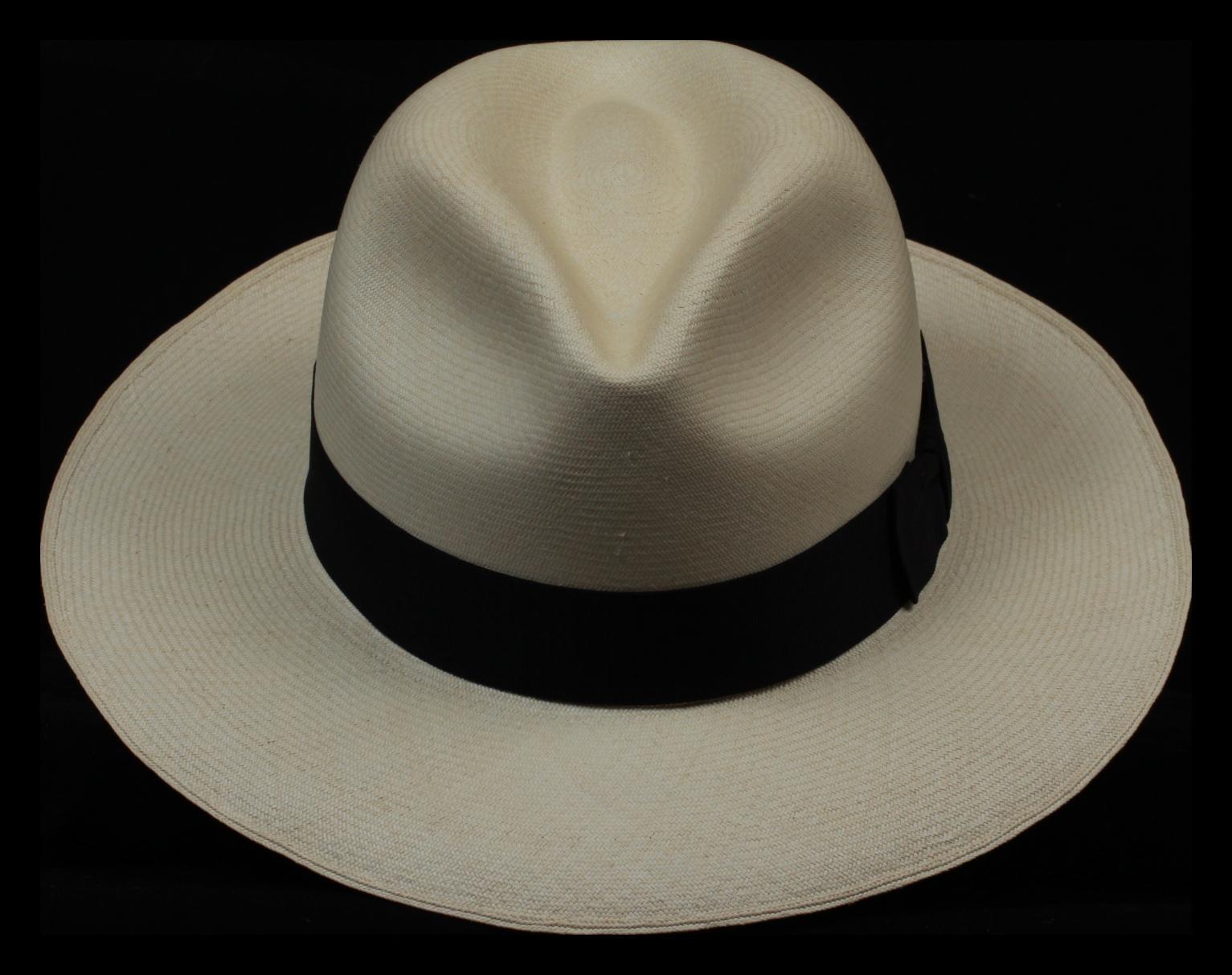 Classic Fedora Panama Hat