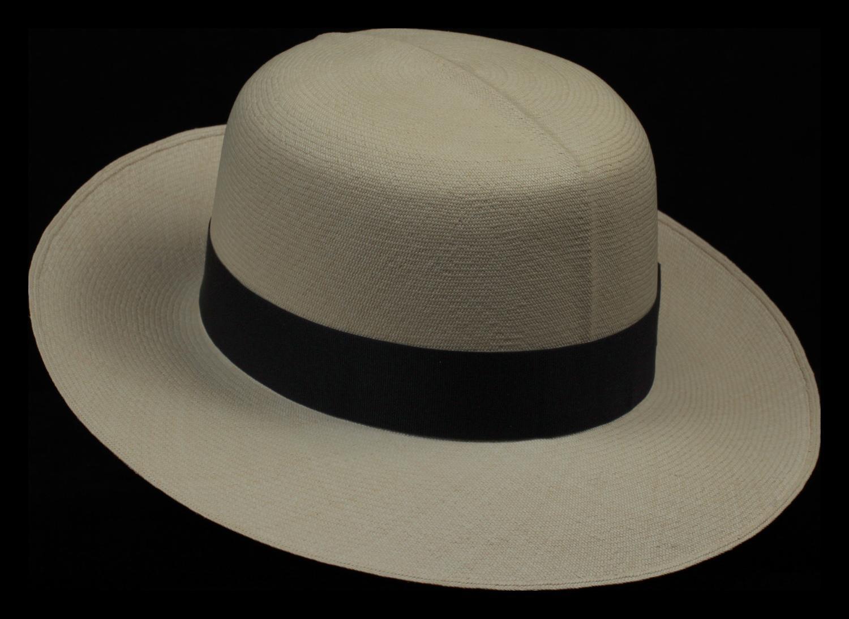 Classic Optimo Panama Hat