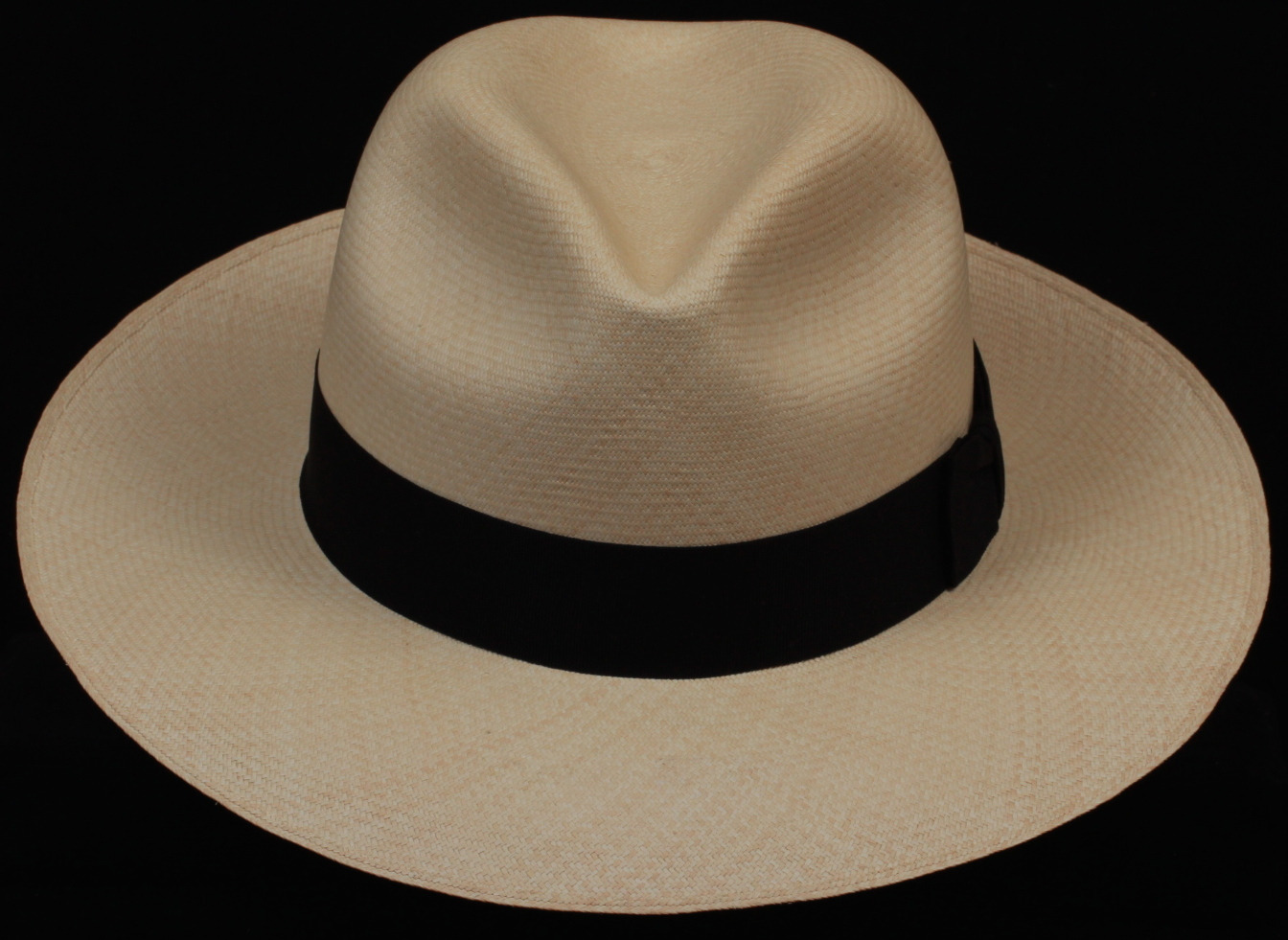 Classic Trilby Panama Hat